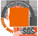 Certificado de Prevención de Riesgos Laborales UNE-EN-ISO 18001-2007 - Moneleg