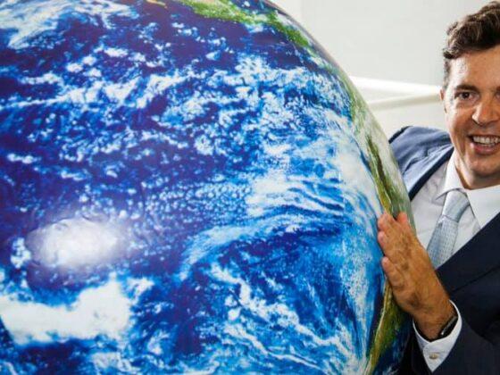 El científico chiclanero, Jesús Martínez, galardonado con el NYSummit 2019 - Moneleg