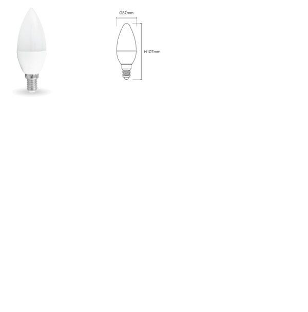 LAMPARAS LED SMART WIFI MAS 194269