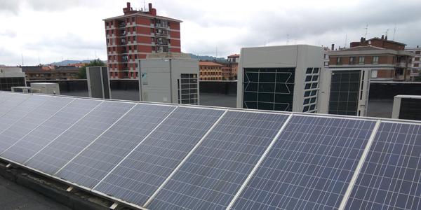 Comunidades vecinos placas solares