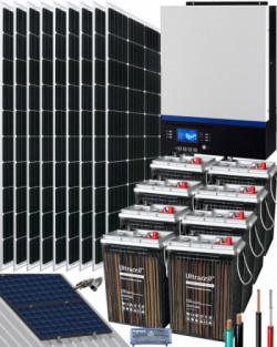 kit solar vivienda aislada 5000w 48v 14000whdia thumb main