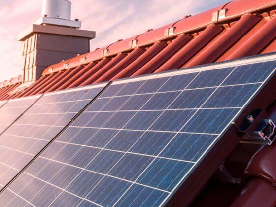 placas solares tejados